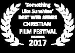 2017 Something Like Sunshine Best Web Series White Laurels CFF
